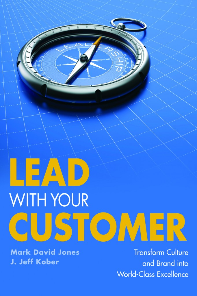 New Book: Lead With Your Customer
