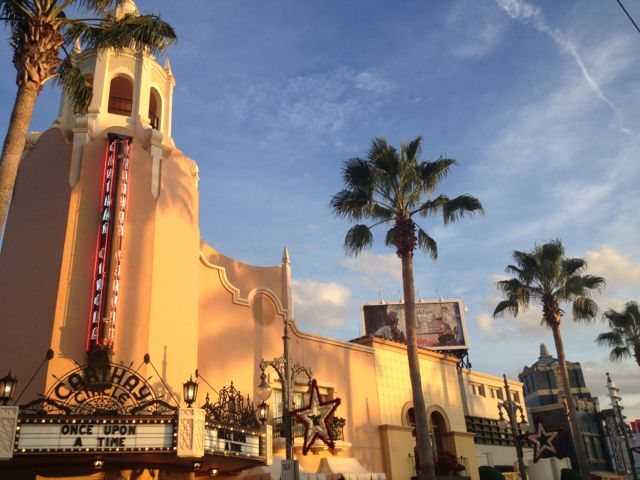"Labeled as ""Disney's Folly"" Walt overcame opposition and premiered his first full-length feature, Snow White & The Seven Dwarfs at the Carthay Circle Theater. How do you face opposition? These are the lesson's in Disney's Hollywood Studios: From Show Biz to Your Biz. Photo by J. Jeff Kober."