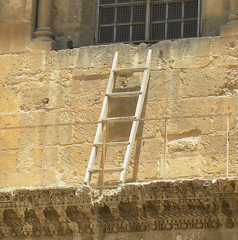 Forget Moving Cheese…Move Some Ladders!